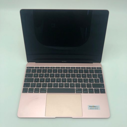 """IMG 1938 scaled Apple MacBook 12.1"""" Retina Rose Gold intel® Core M3 1.1GHz Early 2016 (Ricondizionato) macOS Monterey"""