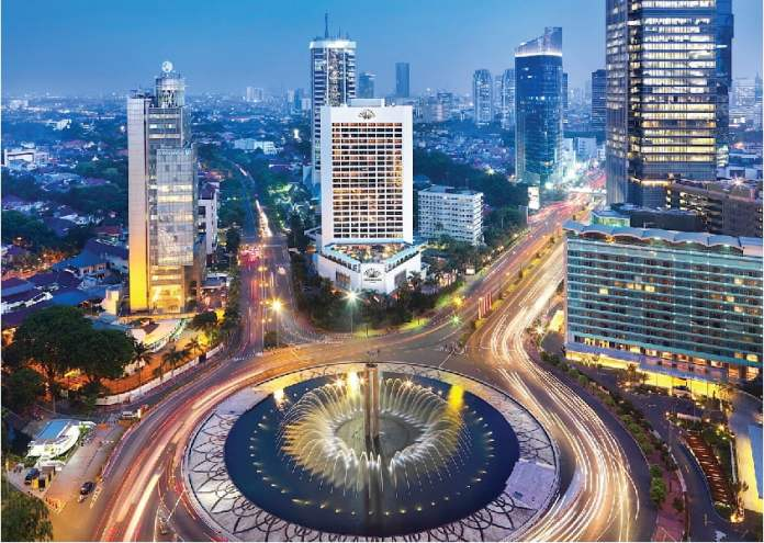 City Of Jakarta Indonesia Flashnet Energy Aware