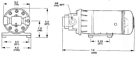 Hummer Transfer Case Oil Cooler