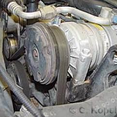 2004 Chevy Trailblazer Engine Diagram 1955 Truck Horn Wiring Gm A/c Compressor Clutch & Pulley Bearing Saga