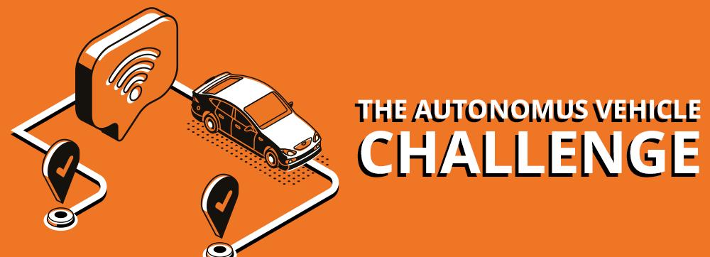 autonomous vehicle banner