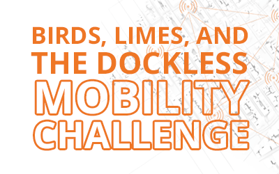 The Dockless Mobility Challenge