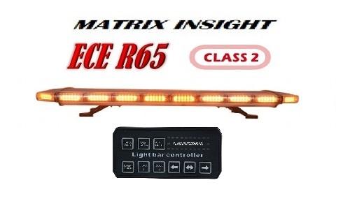MATRIX INSIGHT 1200mm R65 CLASS2 R65 FLASHPATTERNS NL new