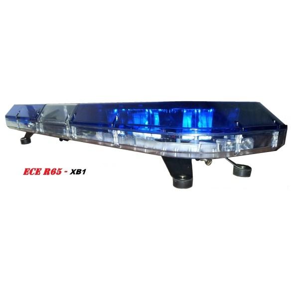 Bleuflash lightbar 3 watt leds 12v