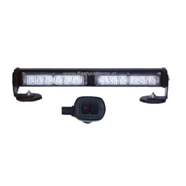 36 watt achter ruit dash of zijruit flitser 12-24V NIEUW