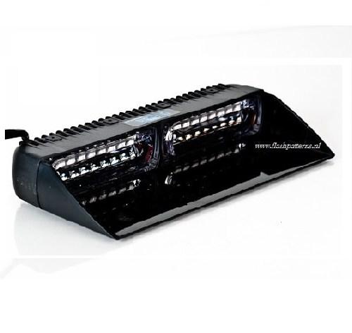 LED Dashboard Flitsers