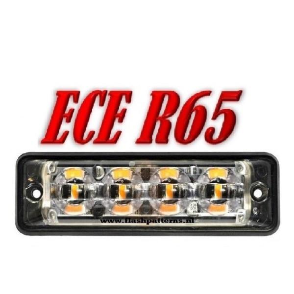 SSLT4 – 4 X 3 WATT LEDS, ECER65 12/24V