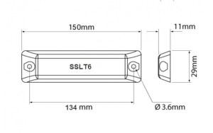 SSLT6 sizes