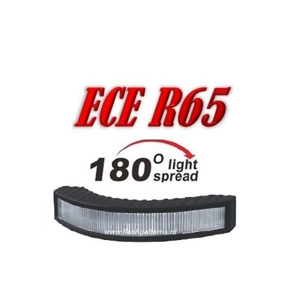 V2 LED Led Flitser ECER65 12/24V