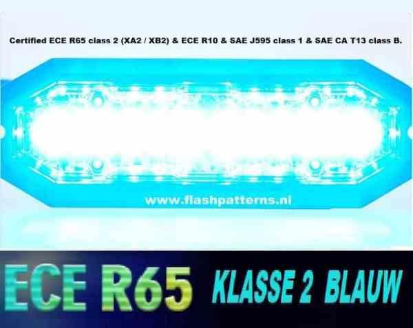 SUPERBEE KLASSE 2 BLAUW full on