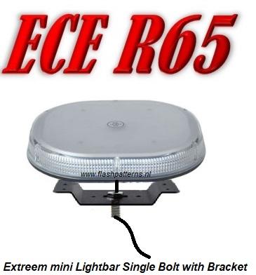 extreem mini light amber led claer lens R65 TA1 bolt 2