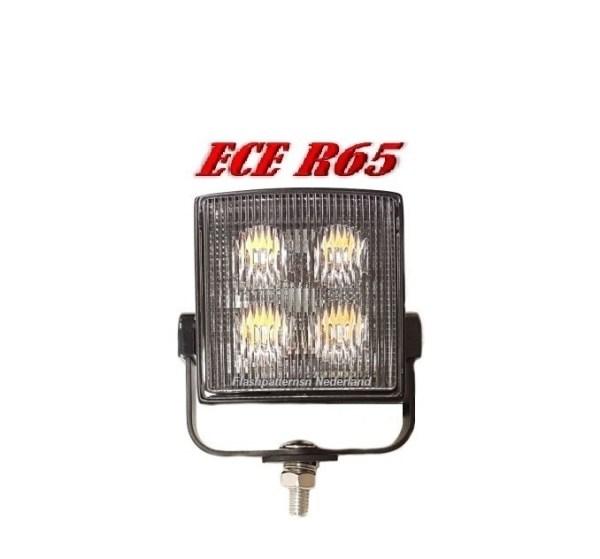 ST4 Led Flitser ECER65 – R10 12/24V