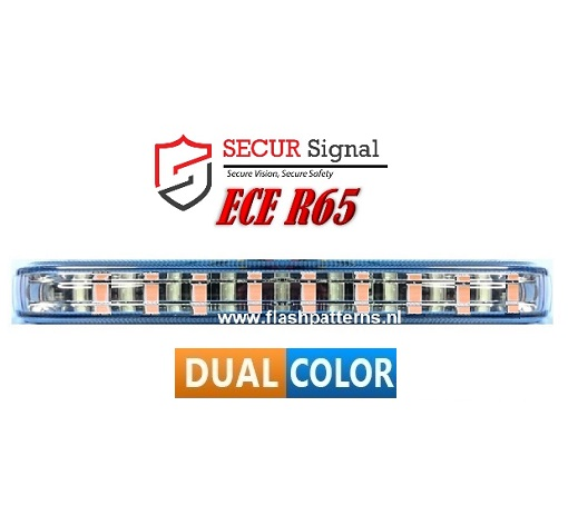 UCV Stealth Led flitser ECER65 Dual Color-2