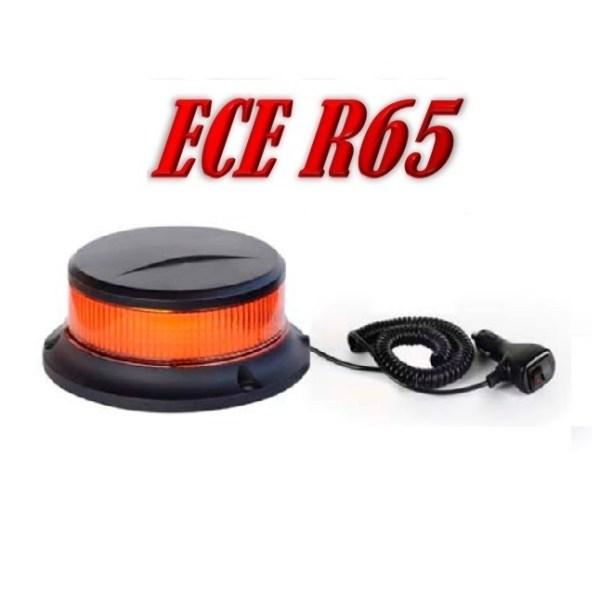 ZL5-C 27watt Compact Led Zwaailamp ECER10 ECER65 Magneet montage 130 kmuur 1224 Volt.