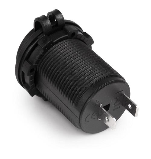 12v power socket sku 1812 rear