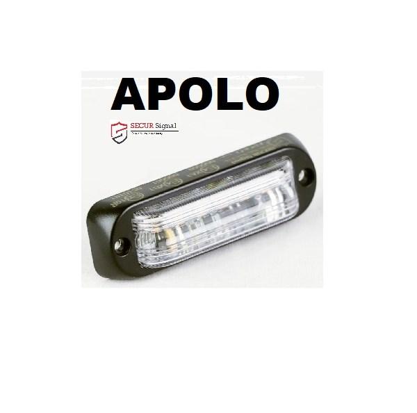 apolo flitser R65 AMBER FPN
