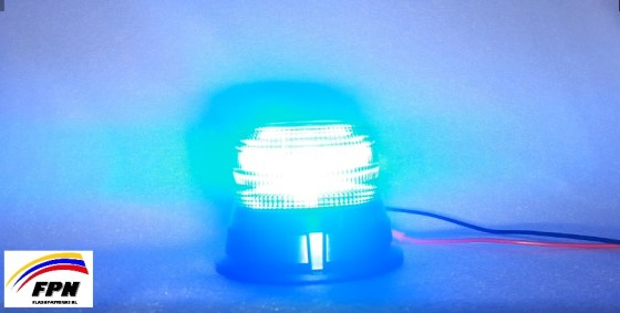 ZLSS138 Hoog Kwaliteit LED Zwaailamp ECER65 12/24V 3 jaar Garantie