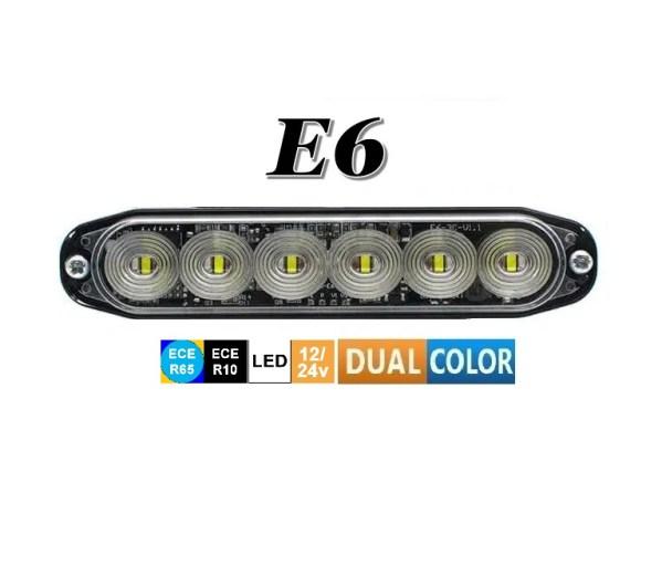E6 class2 r65 dual color Flashpatterns nederland EU