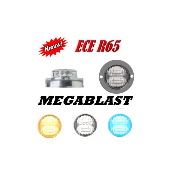 MEGABLAST LED FLITSER R65 SC
