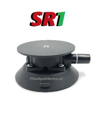 SR1 super zuignap voor magneet montage