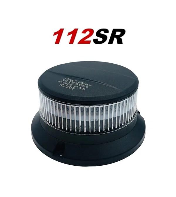 112SR bolt mount clear lens bolt mont flashpatterns nederland