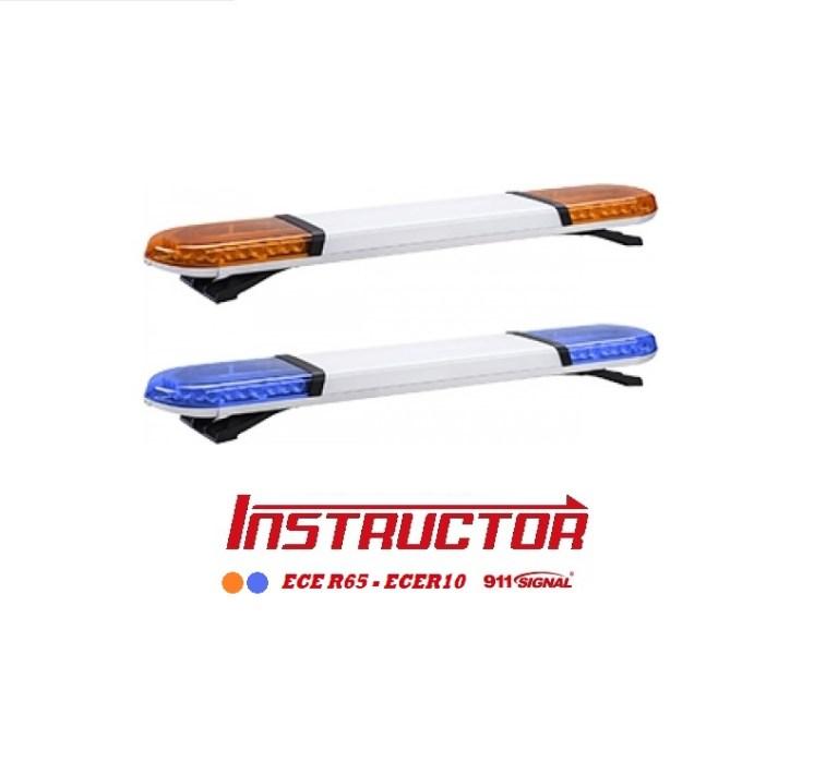 INSTRUCTOR AIR 1200mm ECER65 Klasse 2 Oranje of Blauw 12/24V 5 Jaar Garantie