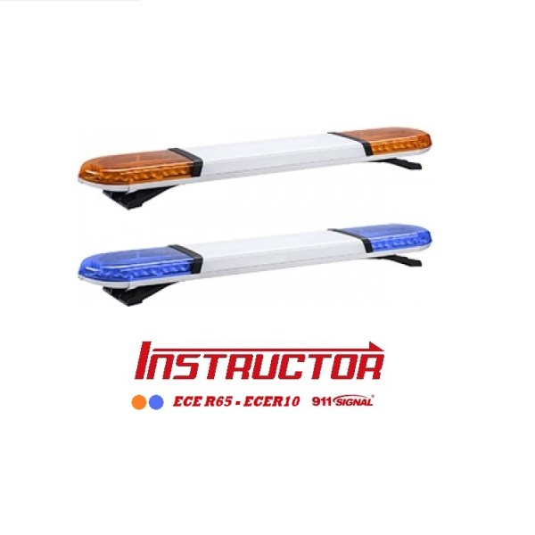 INSTRUCTOR AIR 1200mm ECER65 Klasse 2 Oranje of Blauw 12/24V 5 Jaar Garantie