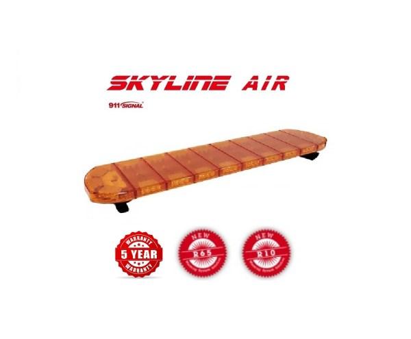 skyline_air_led_ lightbar_5 jaar garantie_140cm_oranje