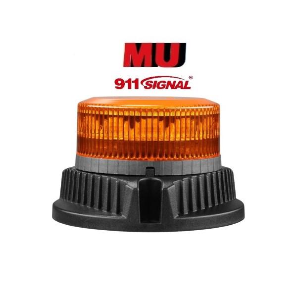 MU-Oranje-led-zwaailamp-flashpatterns-Nederland