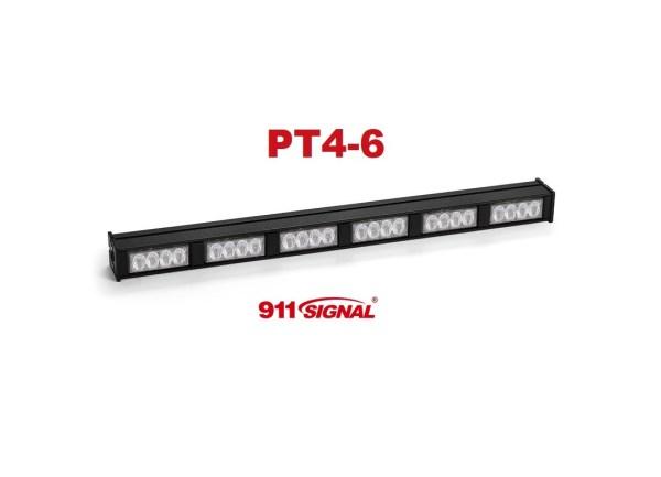 911signal PT4-6-LED-traffic advisor Flashpatterns.NL
