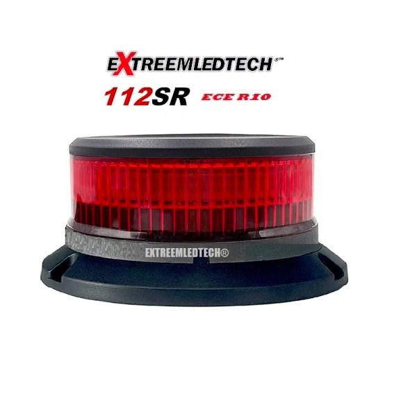 112SR bolt red