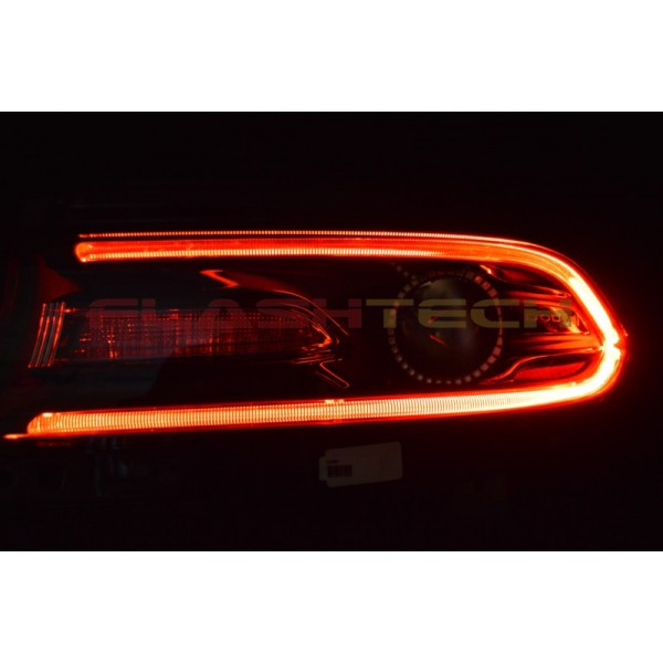 Dodge Charger V3 Fusion Color Change LED DRL Headlight