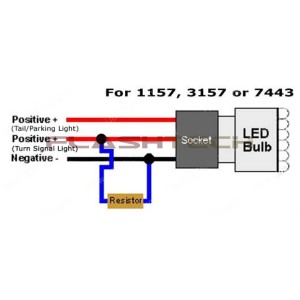 50 watt 8 ohm load resistor