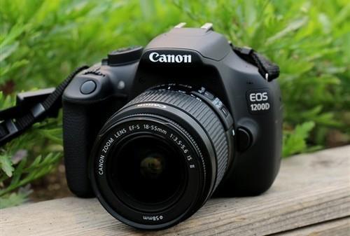 Kamera Canon 1200D untuk pemula