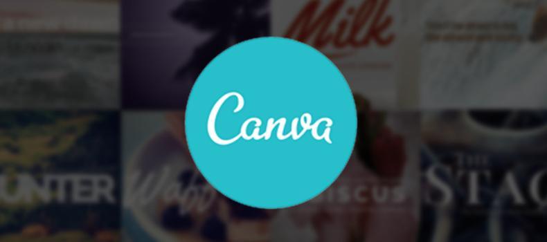 Bikin logo keren dengan situs canva