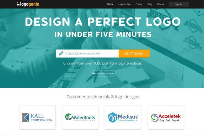 Situs buat logo online terbaik