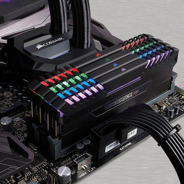 RAM PC CORSAIR Vengeance LPX DDR4 3000 16 GB