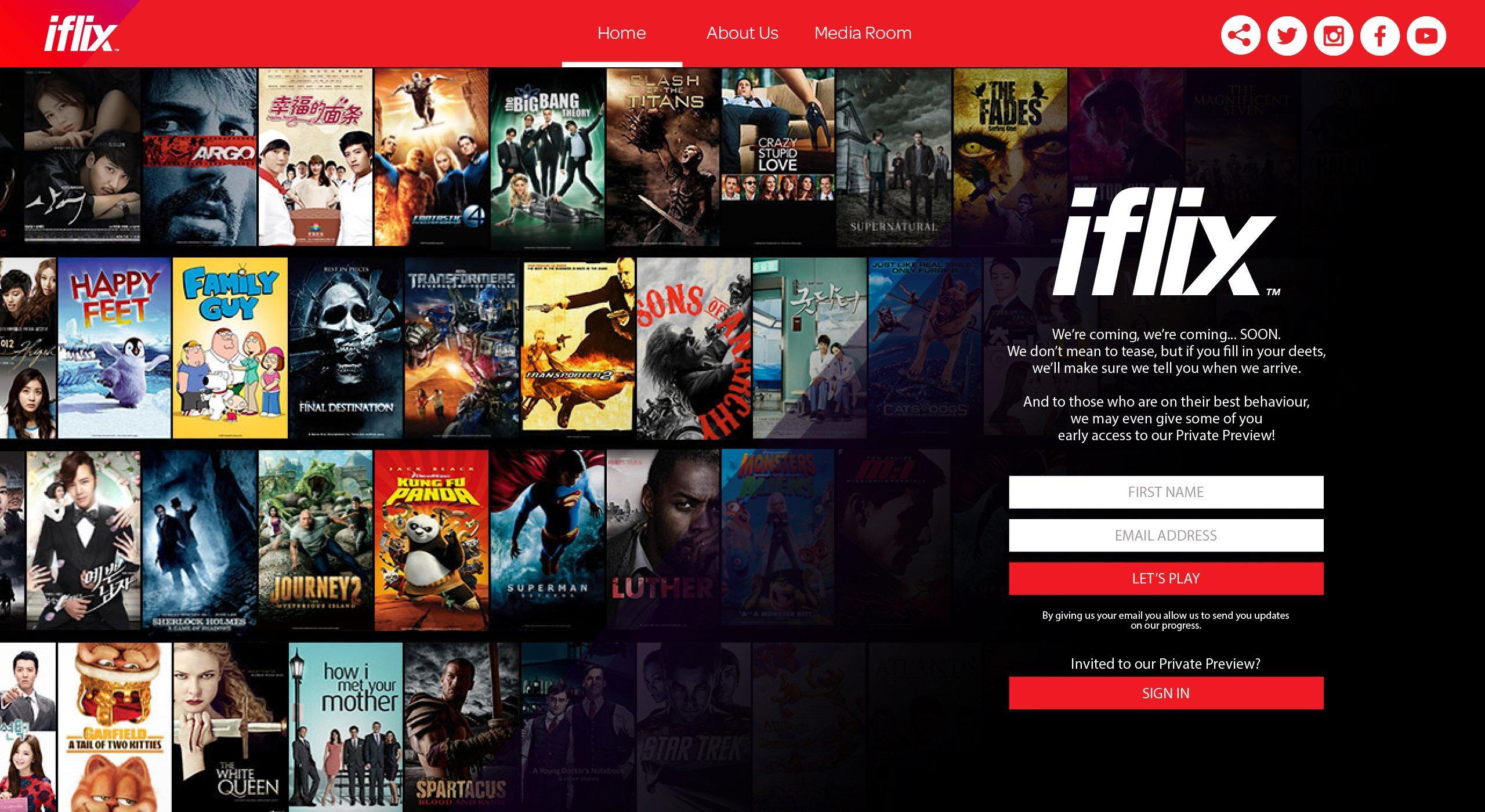 Situs nonton film dan serial televisi terbaik di Ifilix