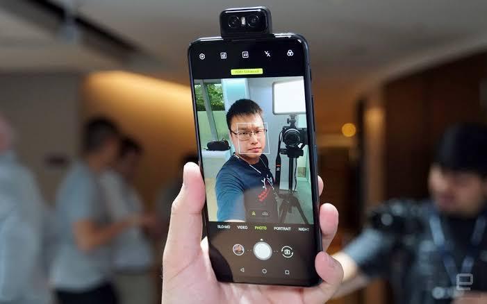 Kamera asus zenfone 6 terbaru