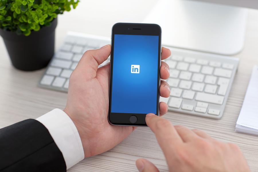Aplikasi bisnis LinkedIn