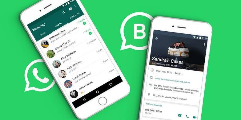 WhatsApp Business aplikasi bisnis online di android