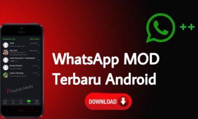 Daftar WhatsApp MOD APK Terbaik Android