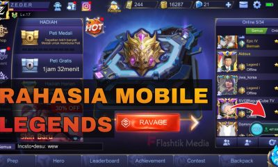 Tips Rahasia Game Mobile Legends