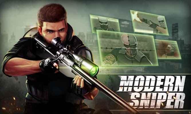 Game Offline Modern Sniper