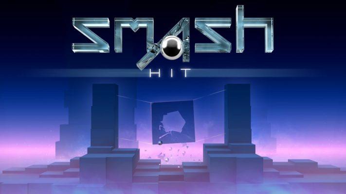 game santai Smash Hit
