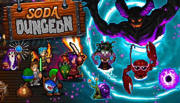 Game Offline Soda Dungeon