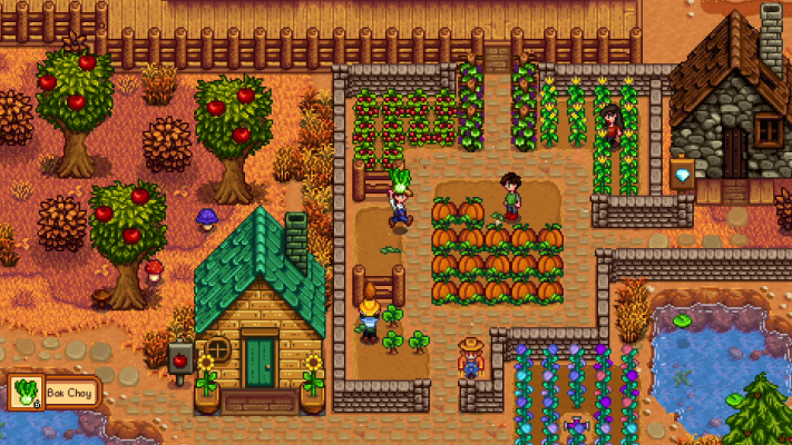 Game Offline Stardew Valley