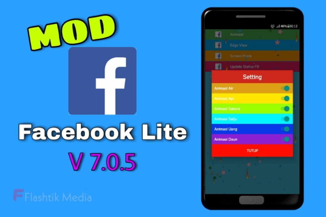 Download MOD Facebook Lite V7