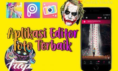 Rekomendasi Aplikasi Edit Foto kekinian